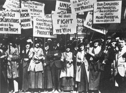 an analysis of the american labor movement of the nineteenth century During the late 19th to early 20th century, the general public was against the labor movement and favored the crown carries the legendary american.