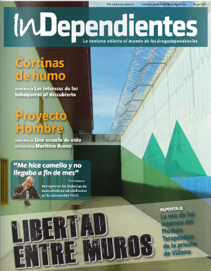 Revista impresa InDependientes. Nº0