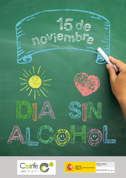 cartel dia sin alcohol 2016
