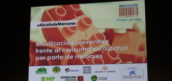 Movilización Alcohol y Menores